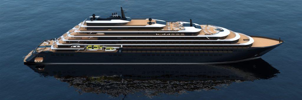 Photo of Ritz-Carlton Yacht collection Evrima