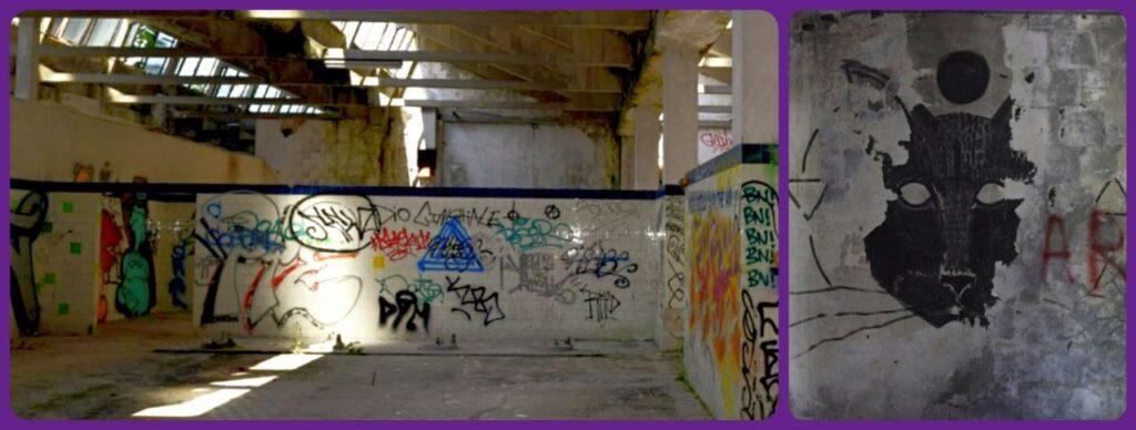 graffiti al seminario