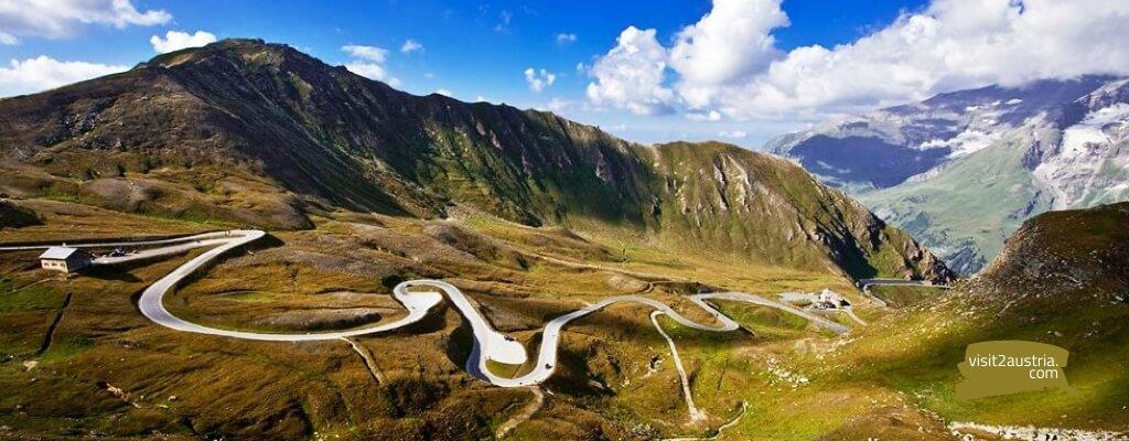 Гроссглокнерсская панорамная дорога