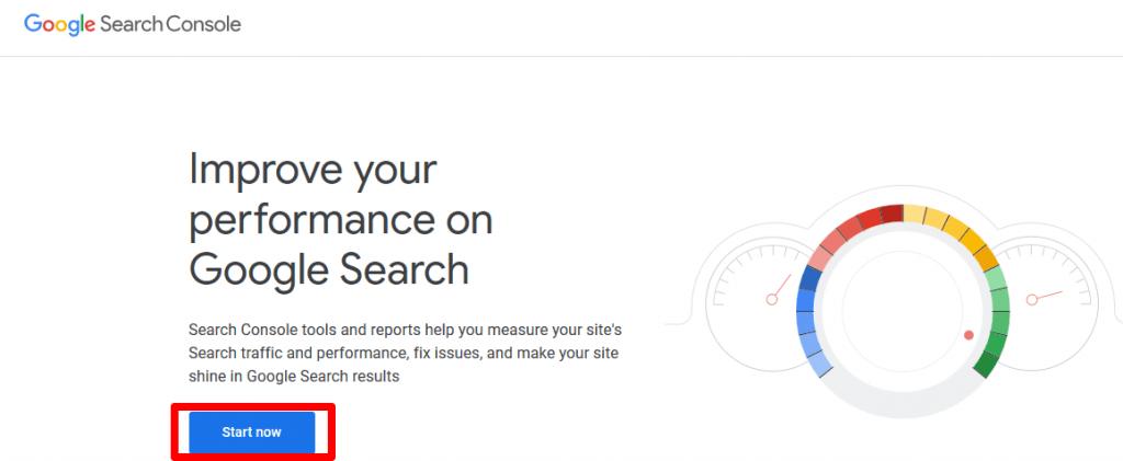 ثبت نام در گوگل سرچ کنسول
