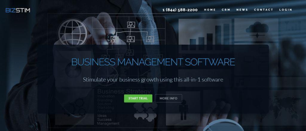 Bizstim Business Management Software