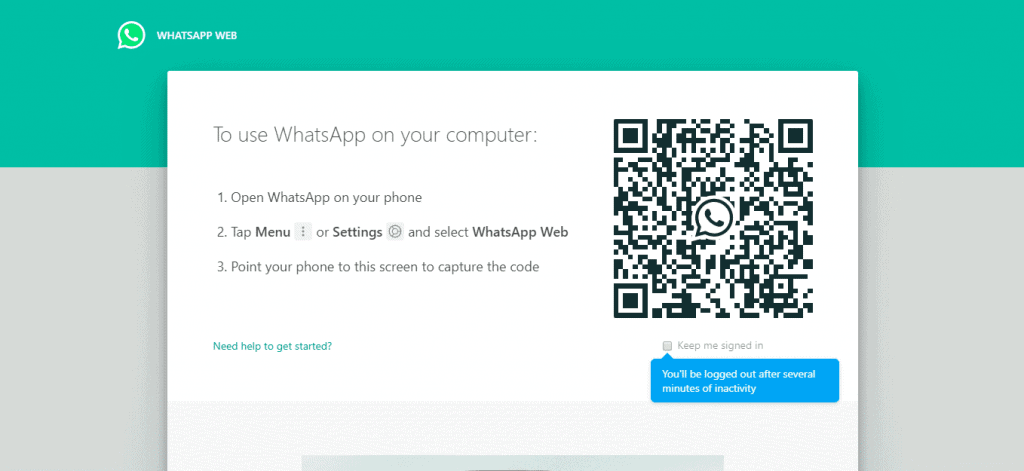 How to use Whatsapp Web on PC or Tablet