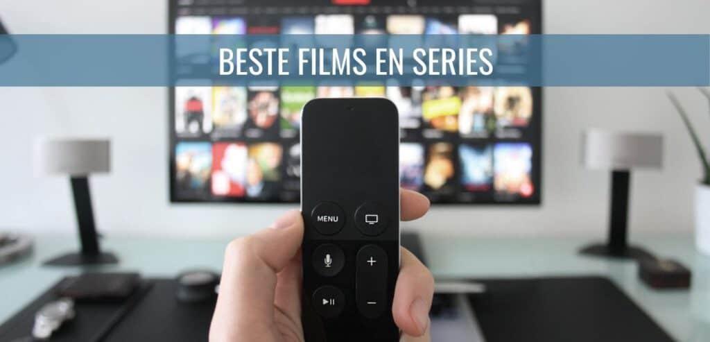 De beste netflix films en series