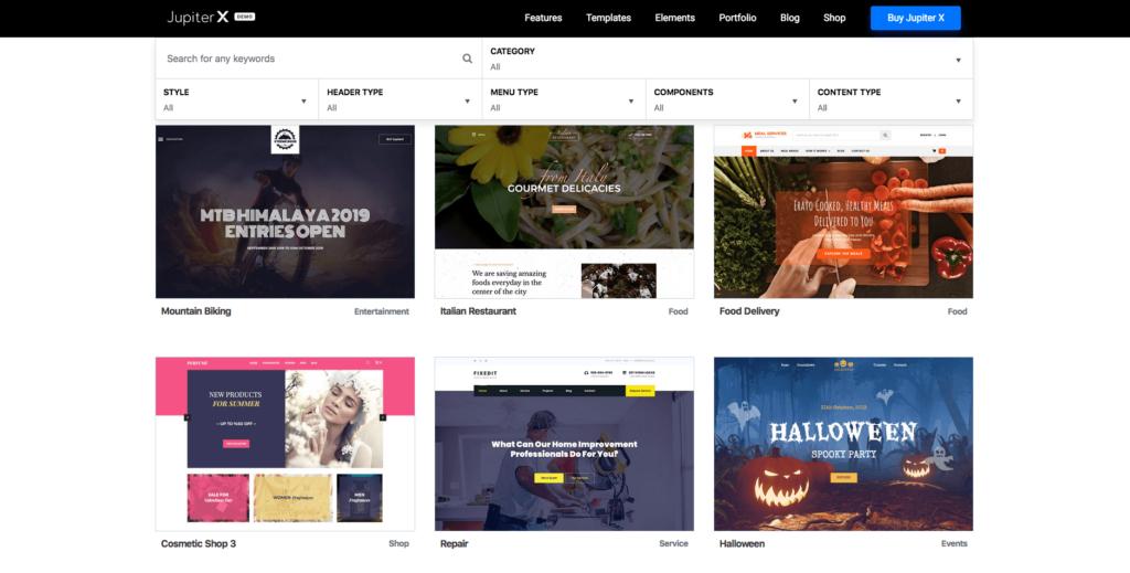 WordPress-valmisteema