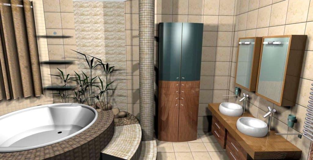 проект ремонта ванной комнаты