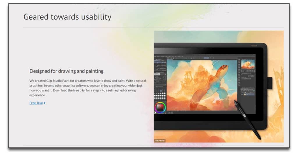 clip studio paint review