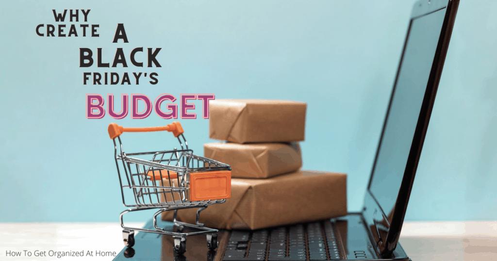 black friday's budget