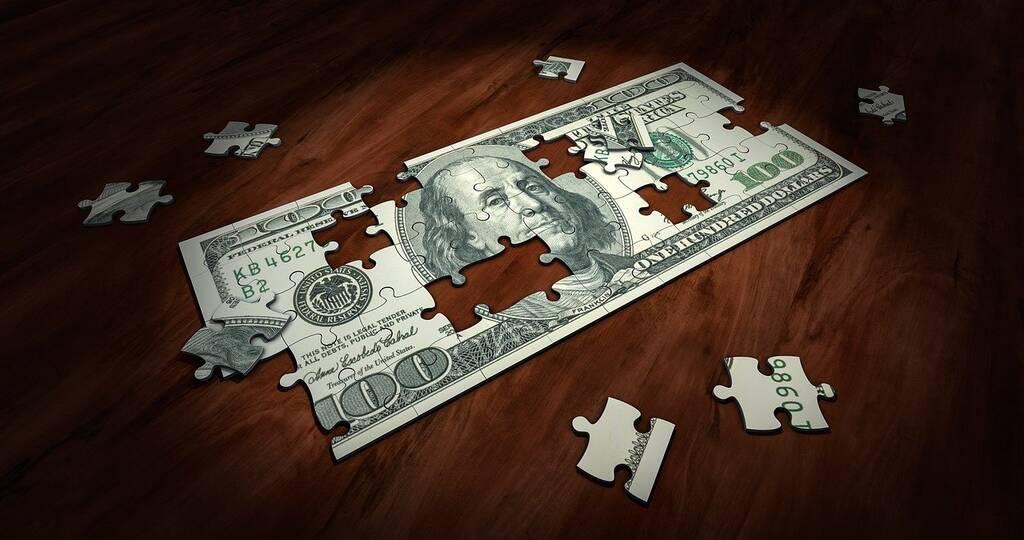 geld puzzel