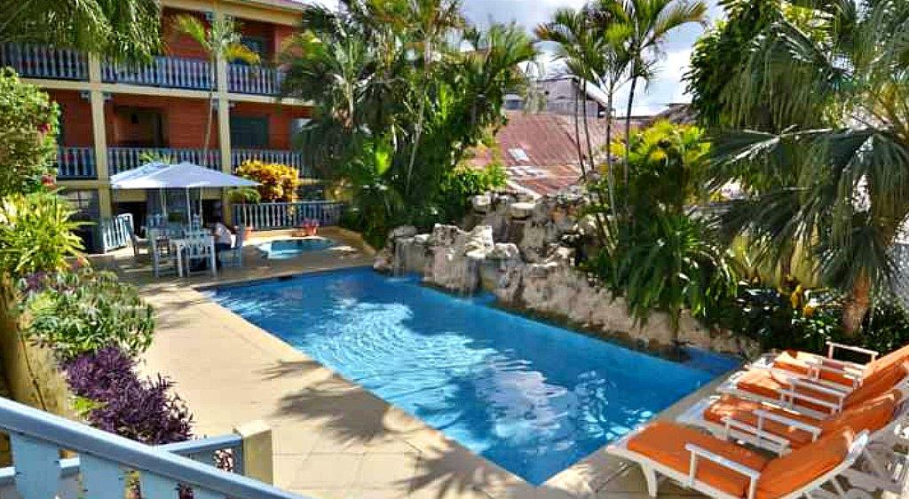 Hotel Casona De La Isla in Flores Peten