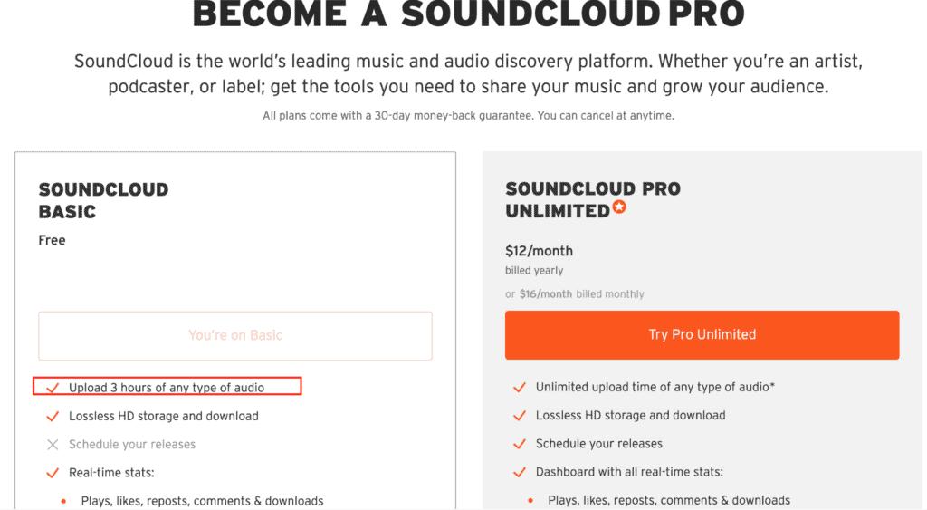 Becoming a soundcloud pro