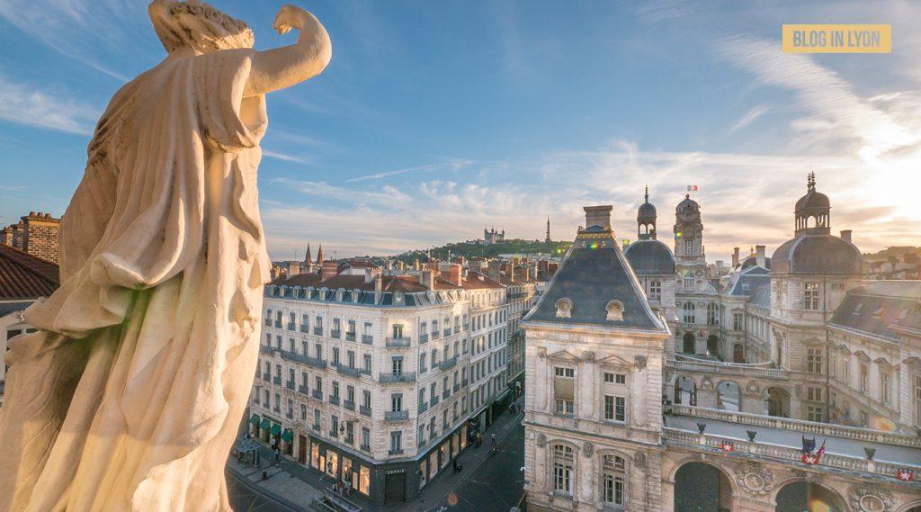 Muses Opéra de Lyon - Fond écran Lyon | Blog In Lyon