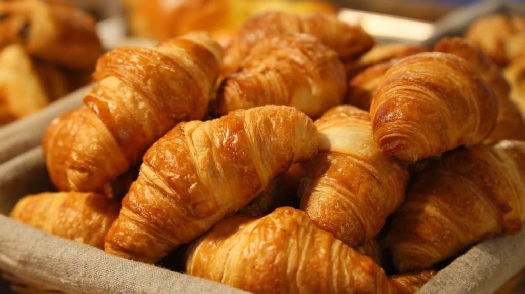 croissants backen lernen
