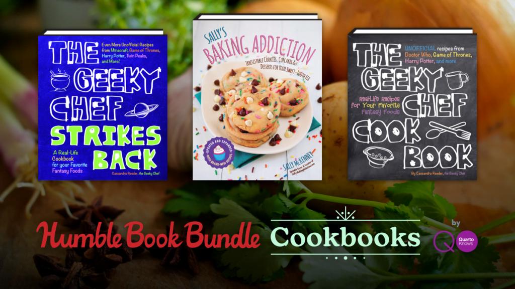 Quarto Cookbooks