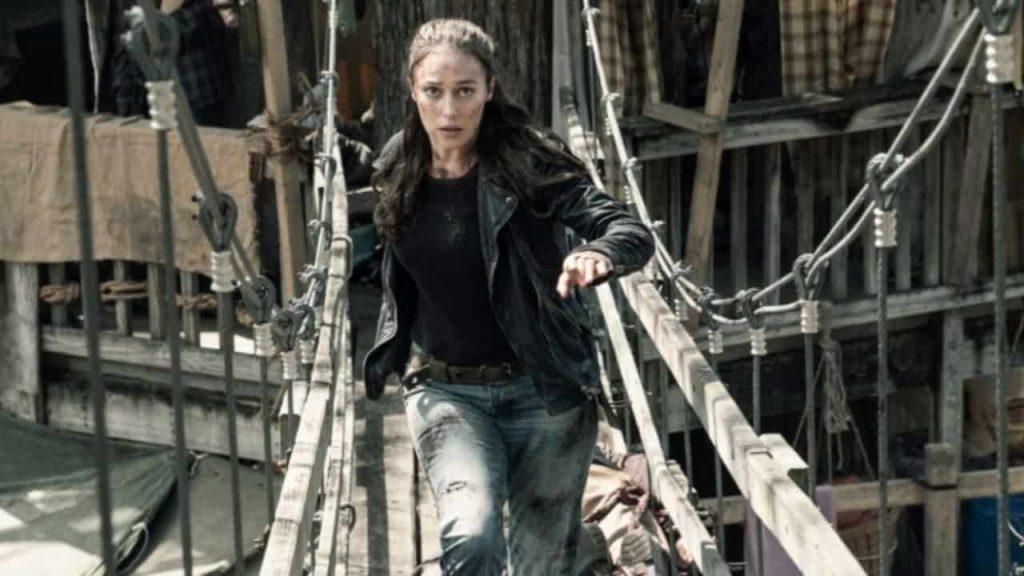 Alicia, Fear the Walking Dead