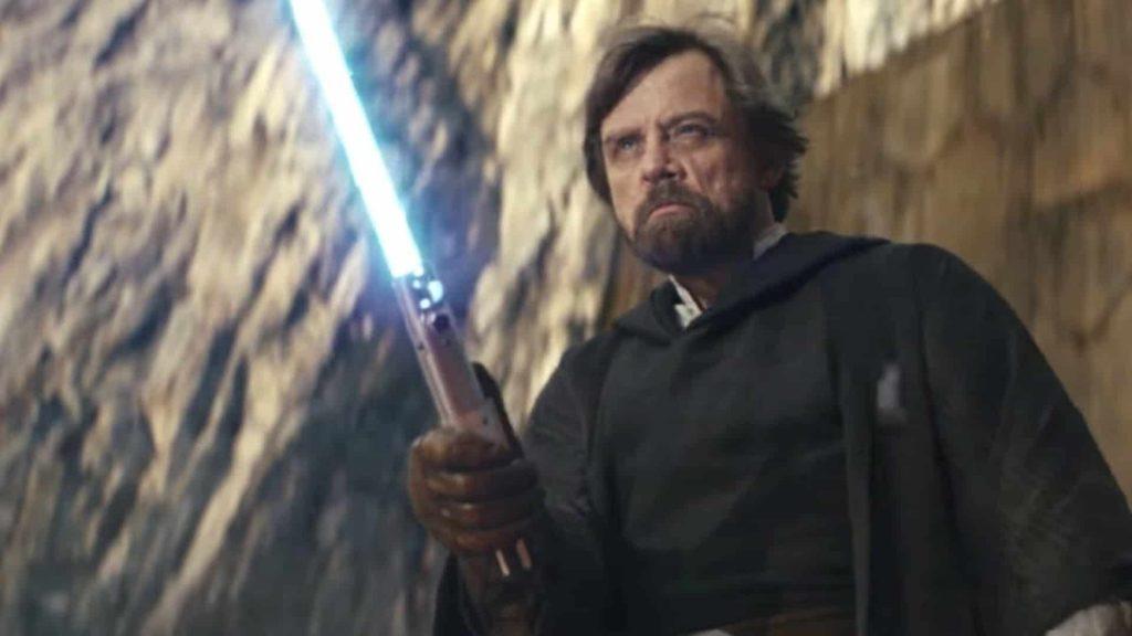 Luke Skywalker, Last Jedi, Kylo Ren, Crait, Episode VIII The Rise of Skywalker Last Jedi