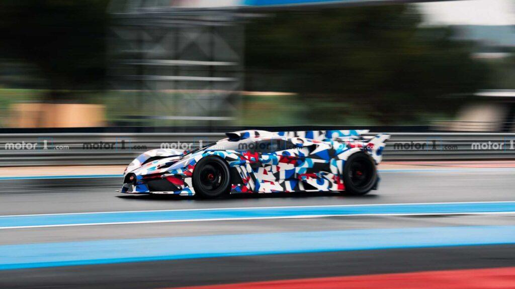 Bugatti New SuperCar Revealed-2