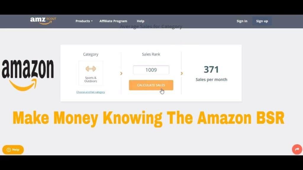 make-money-amazon-bsr