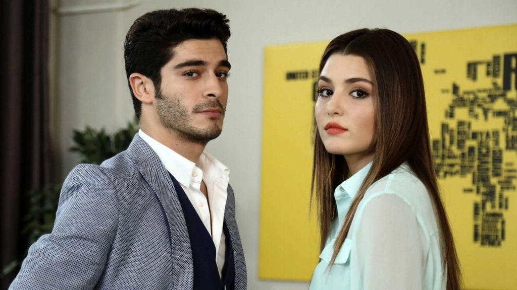 seriale tureckie, miłosne potyczki