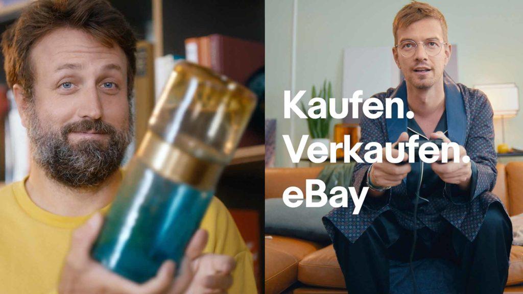 News add2 eBay Weihnachtskampagne