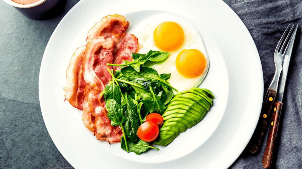 Low Carb Frühstück, Mittagessen, Abendessen