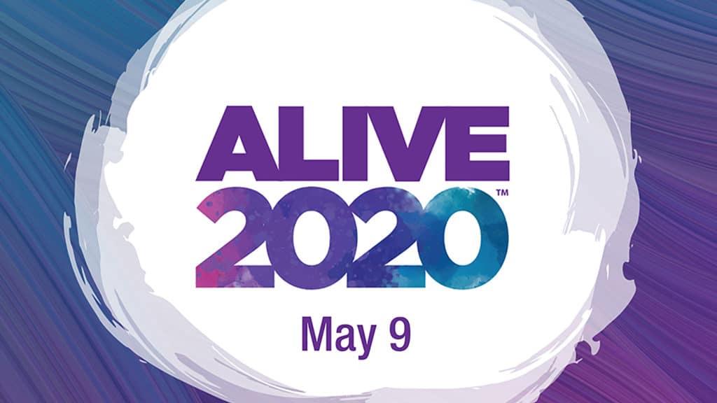 Alive 2020 graphic