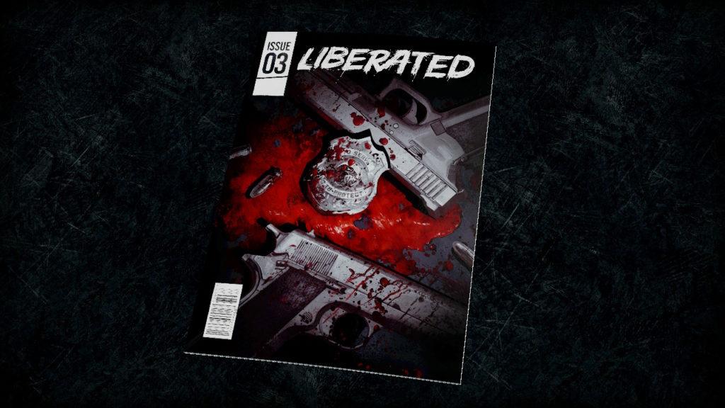 Liberated fumetto