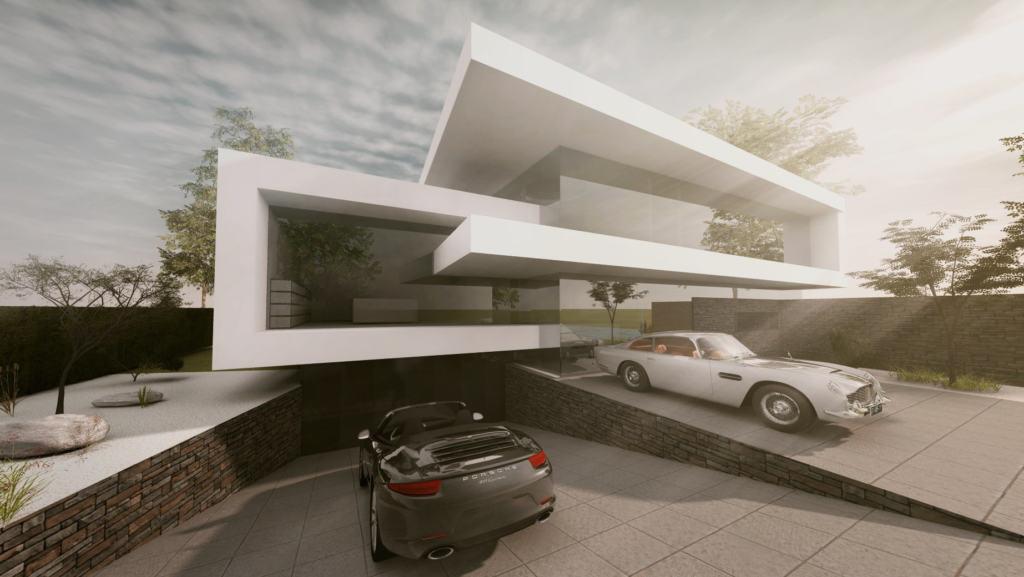 Moderne Häuser bauen