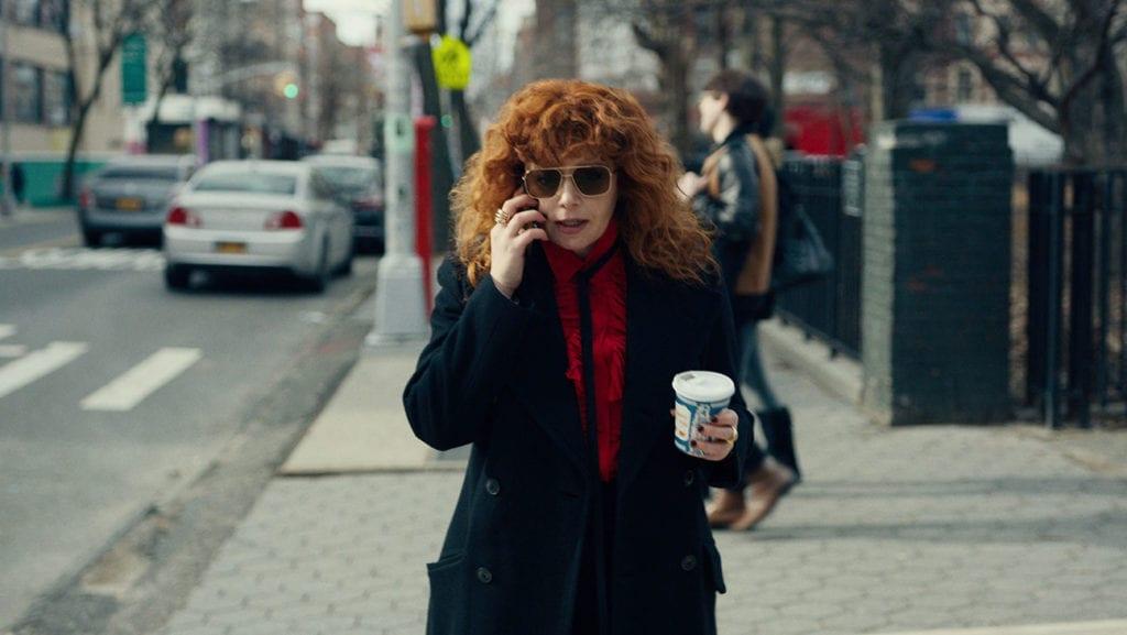 Russian Doll, Leslye Headland
