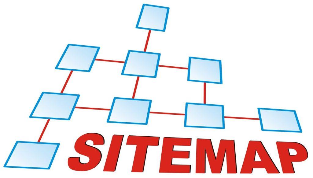 ما هى خرائط الموقع sitemap