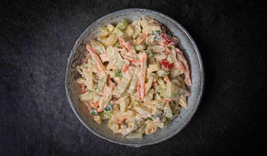 eigen pasta salade