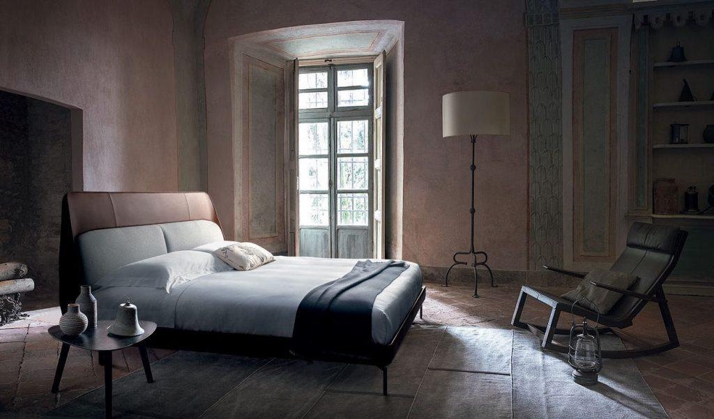 Poltrona Frau Coupé Beds by GamFratesi | Poltrona Frau