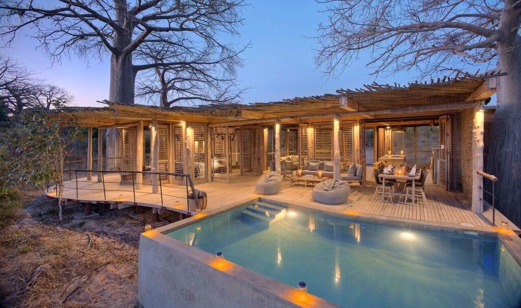 Jabali Private House Pool