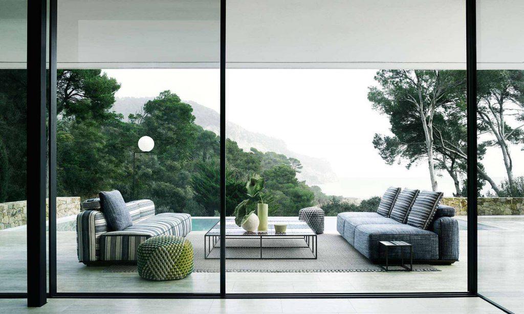 Hybrid | design: Antonio Citterio B&B Italia