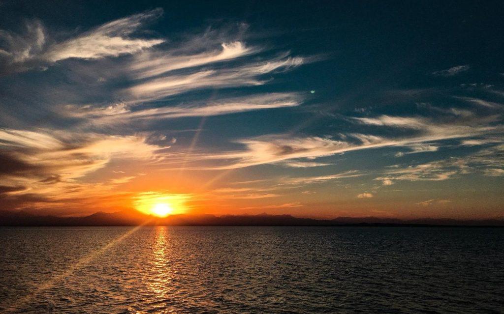 Sonneuntergang, Reisebericht, Ägypten, Lena Stubenvoll