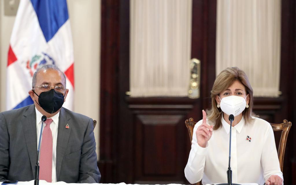 Raquel Peña. Gabiente de Salud.