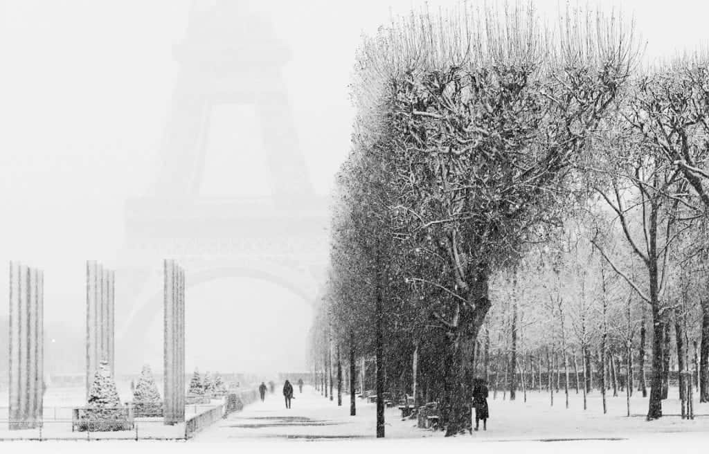 Visit Europe in the winter