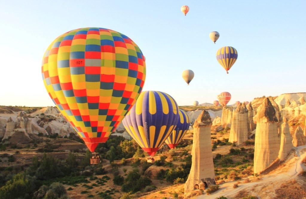 ViraVolta, Volta ao Mundo, Viagem pelo Mundo, Viagem Longo Prazo, Experimente, Passeio de Balão