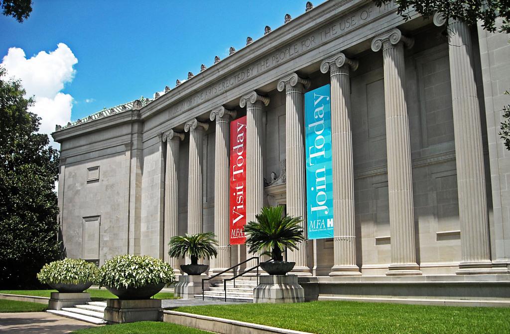 Texas Museums Brave Blackout—and More Art News – ARTnews.com
