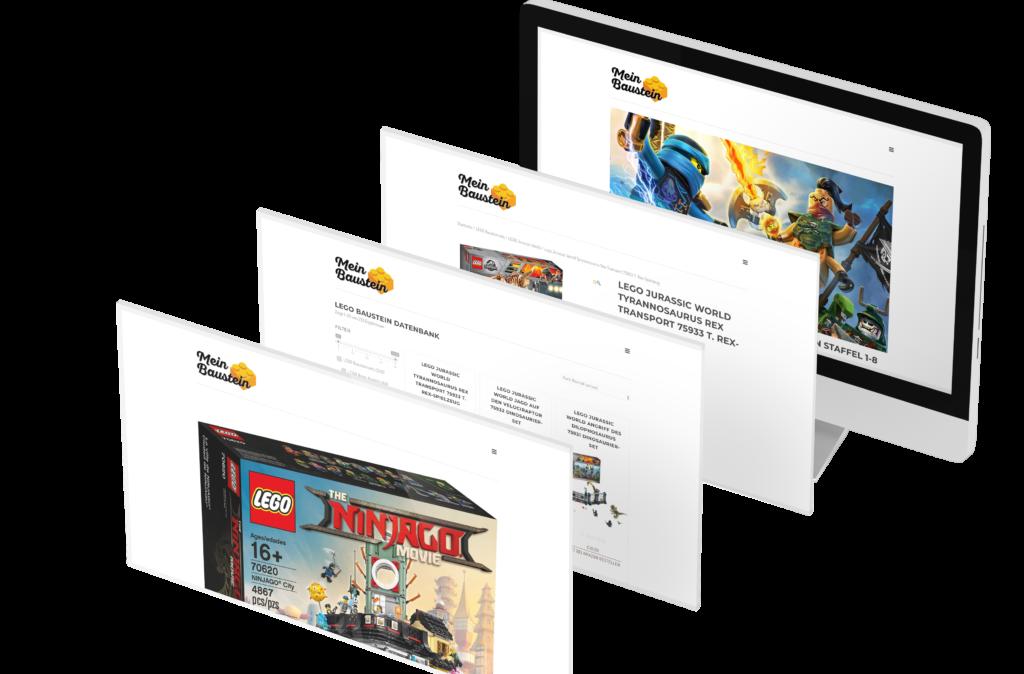 Portfolio - Mein-Baustein - Homepage © Web-Kreativ WordPress Webdesign Manufaktur