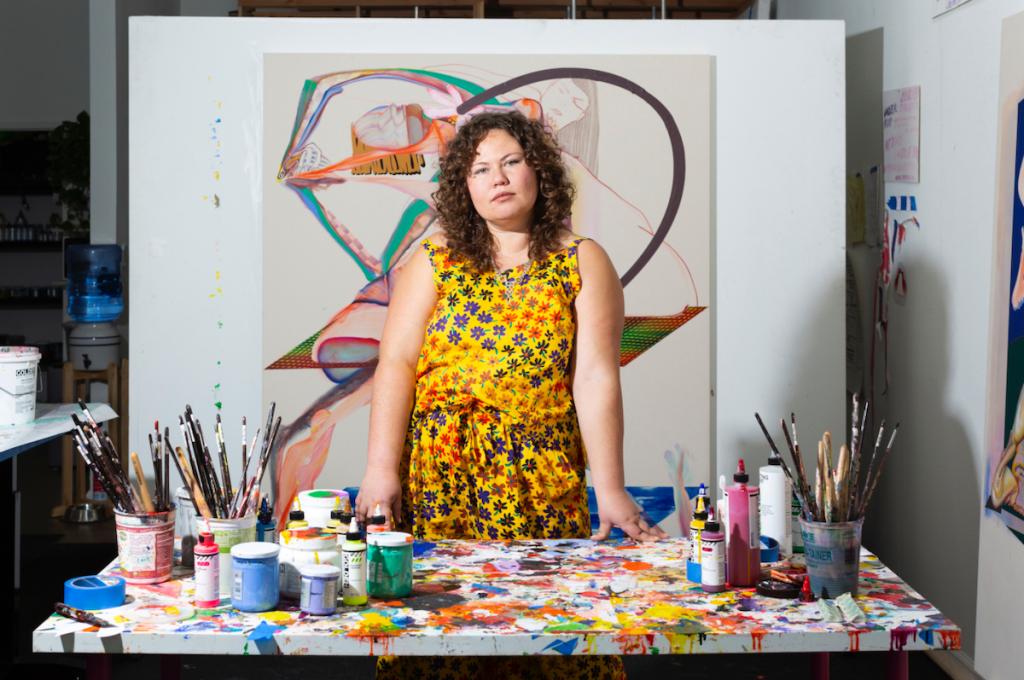 Hauser & Wirth Now Represents Artist Christina Quarles – ARTnews.com