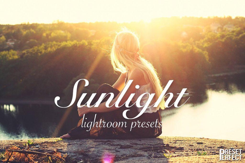 Preset SunLight for lightroom
