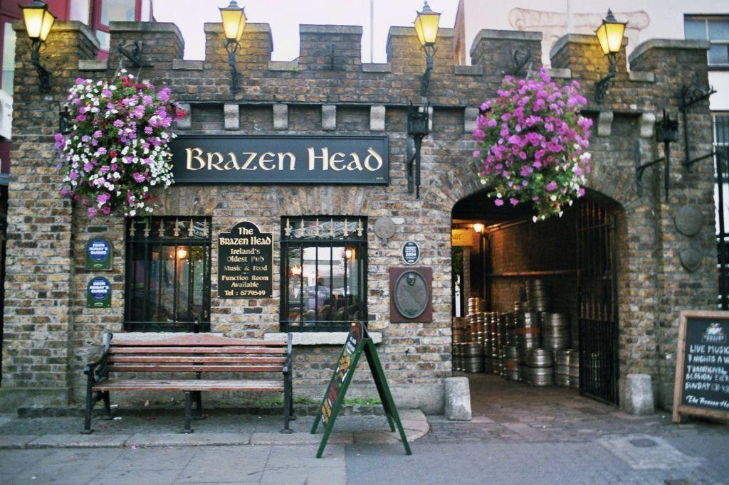 brazen-head-Dublín-que-ver-en-Dublín
