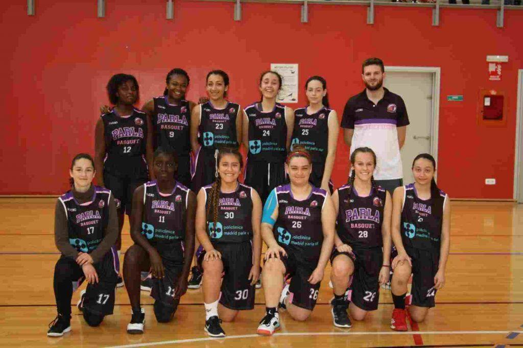 Junior Femenino 2019-2020