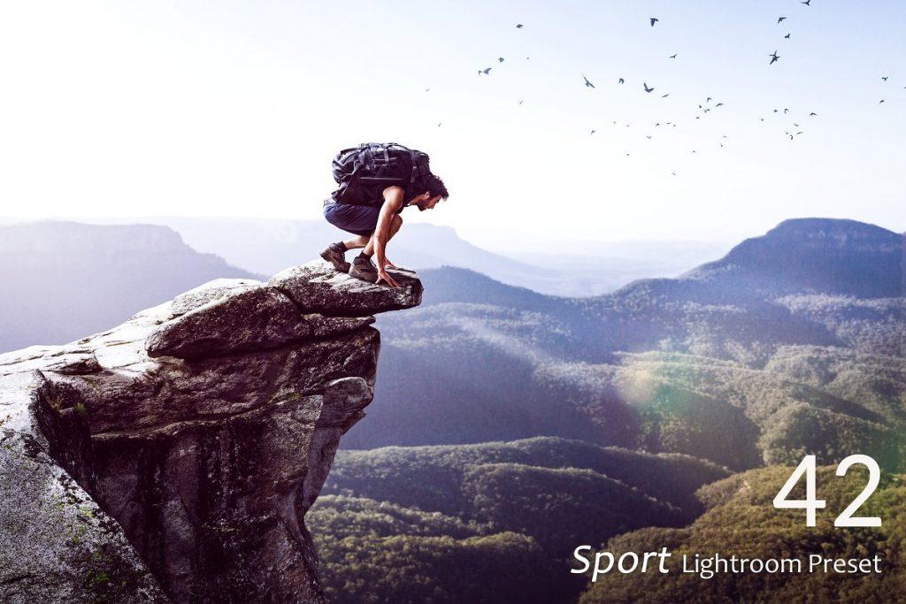Preset 42 Sport Lightroom Presets for lightroom