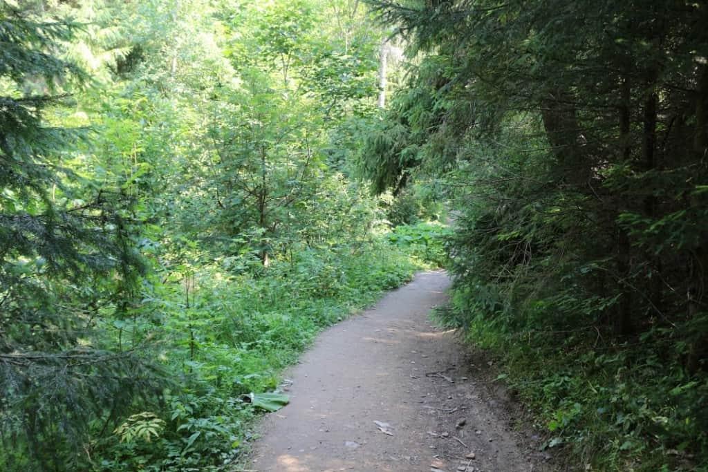 The Nature Park Radotín-Chuchle Grove