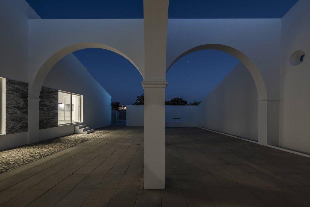 SMG Arquitectos architektoniczny ogród architektura 23