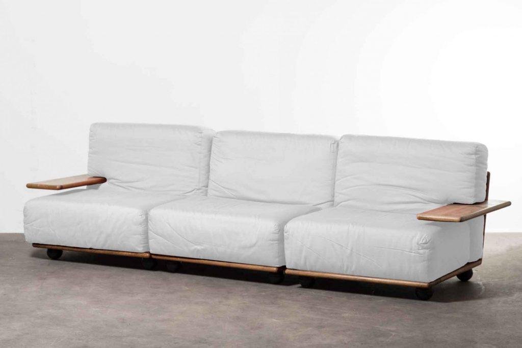 Pianura   design: Mario Bellini, 1971   Cassina nowoczesne kanapy