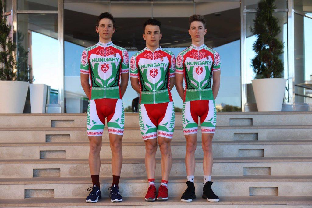 Hungary, team, cyclists, sportsmen