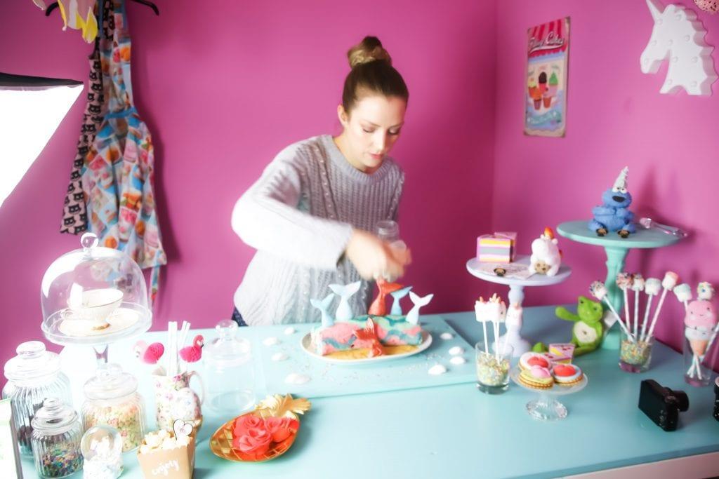 Frau Schirra bloggt über Evelyn im Tortenland