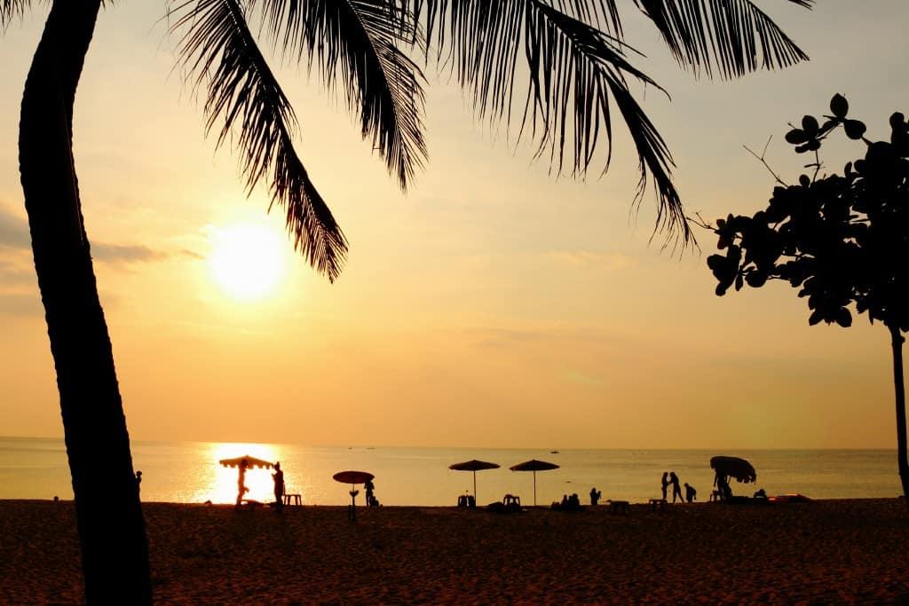 Florida interesting facts   Beach Sunset Florida